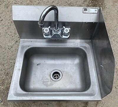 Stainless Steel Hand Wash Sink Commercial