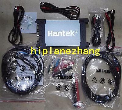 Automotive Diagnostic Kit Usb 4ch 70mhz Oscilloscope 1gsas Memory Depth 64k