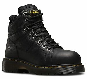 Doc martins steel toe boots new in the box