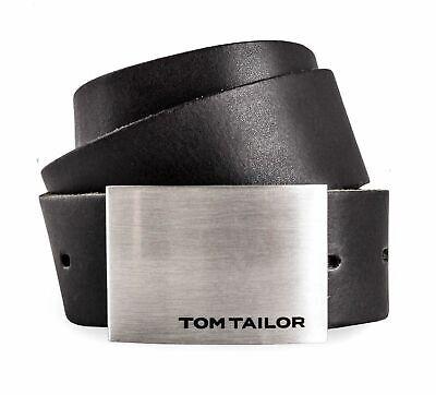 TOM TAILOR Kids Belt W80 Gürtel Accessoire Black Schwarz Neu
