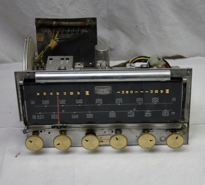 Vintage 1961 Magnavox Imperial Tube Stereo Tuner Preamp 57-11-00