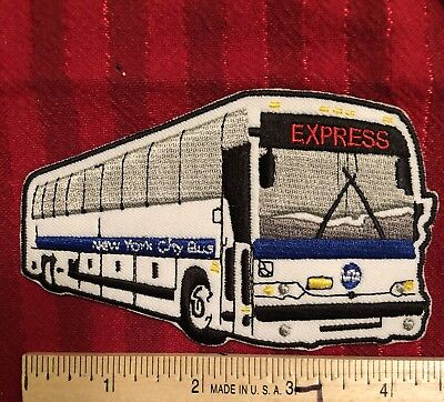 Prevost Express Bus Patch.