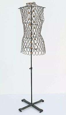 Vintage My Double- Dress Form - Metal Wire Adjustable