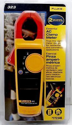 Fluke 323 Ac Clamp Meter - New Sealed