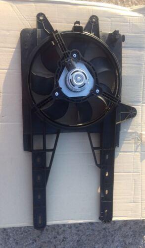VALEO Electric Motor, radiator fan FIAT PUNTO LANCIA Y 698178