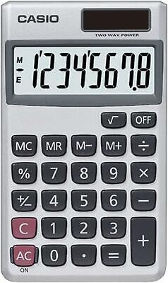 Casio Professional Solar Desk-top Calculator Big Clear Display Large Buttons