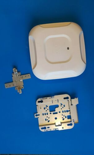 CISCO AIR-CAP3702I-A-K9 3700 802.11ac WIRELESS ACCESS POINT W/MOUNTING HARDWARE
