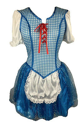 Dorothy Of The Wizard Of Oz Costume (The Wizard Of Oz Dorothy Child XL Deluxe Costume Dress)
