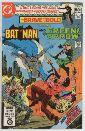The Brave and the Bold #168 (Nov. 1980, DC)
