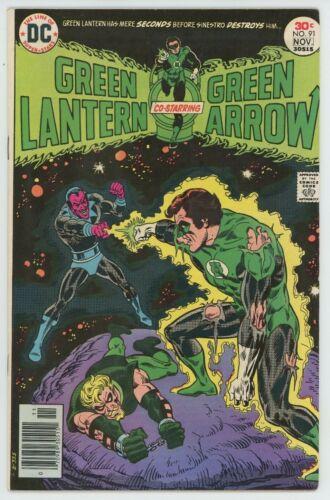 Green Lantern #91 (Nov. 1976, DC)