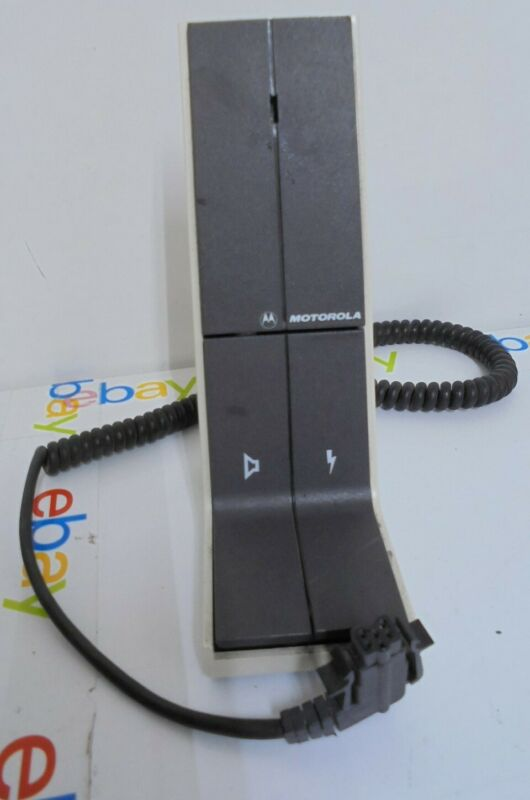 Motorola Desk Microphone HMN1050C Astro Spectra Desk Base Microphone Console
