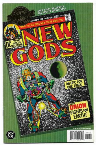 MILLENNIUM EDITION NEW GODS#1 VF/NM 1999 DC COMICS