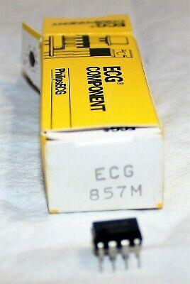 Ecg857m J-fet Input Op Amp Integrated Circuit Repl Nte857m