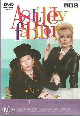 DVD - Absolutely Fabulous, Series 3