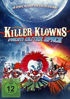 Killer Klowns - From Outer Space - Mediabook # BLU-RAY+2-DVD-NEU ()