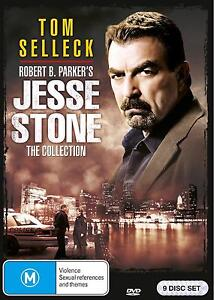JESSE STONE : THE COMPLETE COLLECTION (9 movie set)  -  DVD - UK Compatible