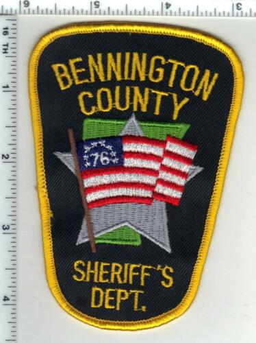 Bennington County Sheriff