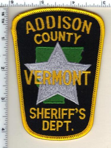 Addison County Sheriff