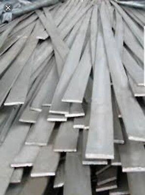 3161 A36 .188 Hot Roll Steel Flat Bar 5 Pcs 12 Lengths