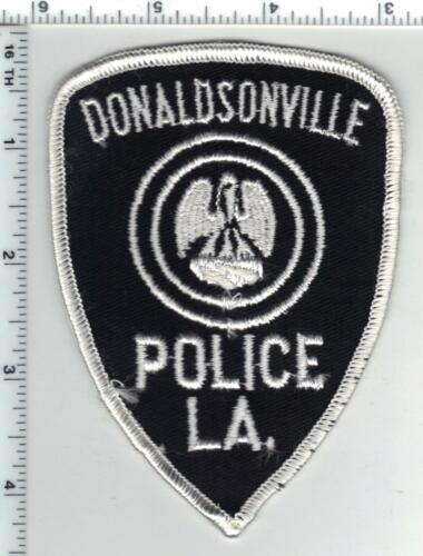 Donaldsonville Police (Louisiana)  Shoulder Patch - new from the 1980