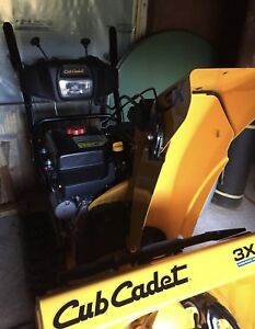Snowblower Cub Cadet 3 Stage 26""