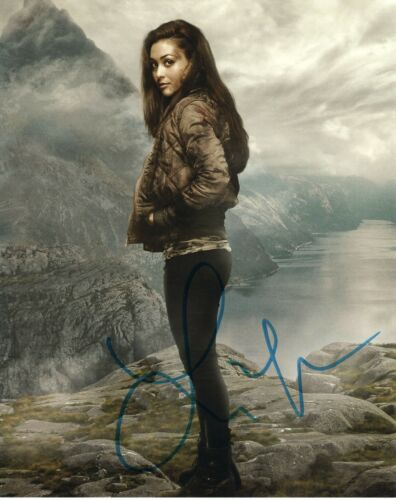 Lindsey Morgan The 100 Autographed Signed 8x10 Photo COA 2019