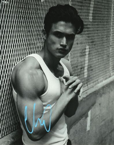 Charles Melton Riverdale Autographed Signed 8x10 Photo COA CM14