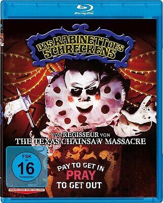 The Funhouse (1981) Tobe Hooper   New   Sealed   Blu-ray