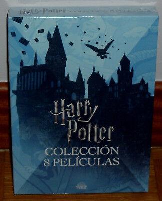 harry potter coleccion completa dvd segunda mano  Embacar hacia Mexico