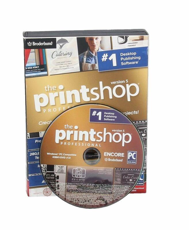Printshop Pro v5