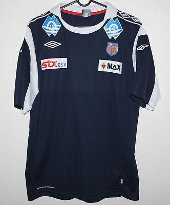 Aalesunds FK Norway away shirt 10/11 Umbro Size L  image