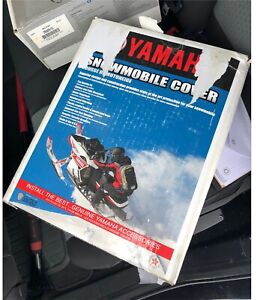 Yamaha Snowmobile cover