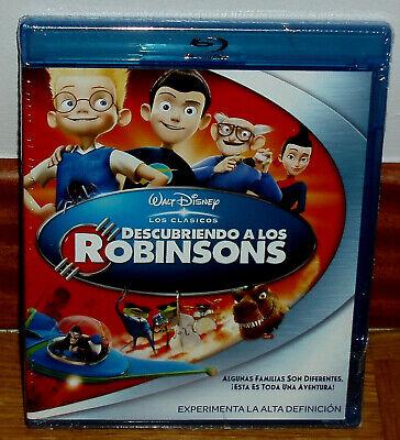 DESCUBRIENDO A LOS ROBINSONS CLASICO DISNEY Nº 49 BLU-RAY NUEVO (SIN ABRIR)...