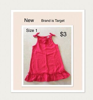 Baby Girl Dress Size 1