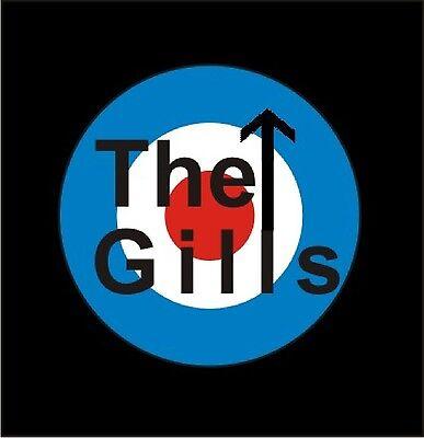 Gillingham FC The Gills Football Club Mod Style Team Badge / Pin