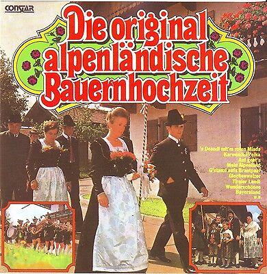 �ndische Bauernhochzeit (Constar CD-Album) sehr guter Zustand (Die Hochzeit Album)