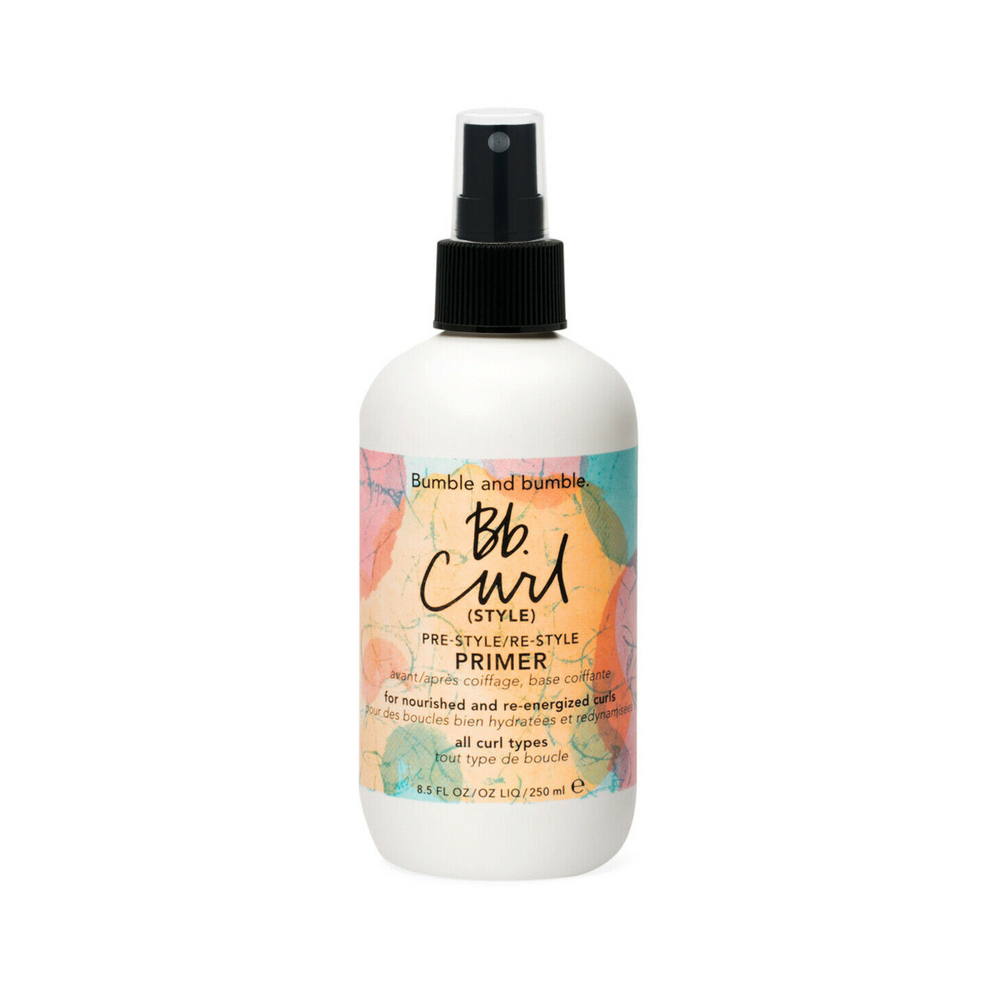 Bumble and Bumble Curl Style Pre Style Re Style Primer 8.5 o