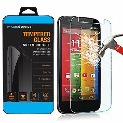 Premium Tempered Glass Screen Protector Film for Motorola Moto G (1st Gen) Cell Phone Accessories