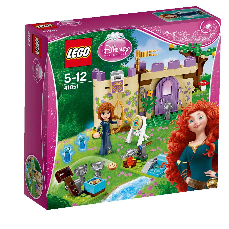 lego disney princess meridas burgfestspiele (41051) | ebay