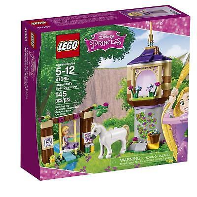 LEGO 41065 Disney Princess - RAPUNZEL'S BEST DAY EVER - New & Sealed (Besten Disney Princess)