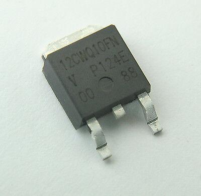 12pcs Vishay Diode Schottky 100v 12a 3-pin2tab Dpak International Rectifier