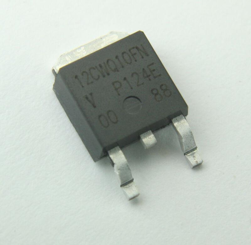 24pcs Vishay Diode Schottky 100V 12A 3-Pin(2+Tab) DPAK International Rectifier