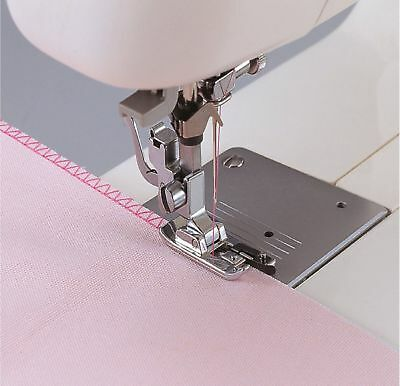 Brother SA135 Overlock Vertical Foot ,Overcast And Sew A Seam At The Same Time