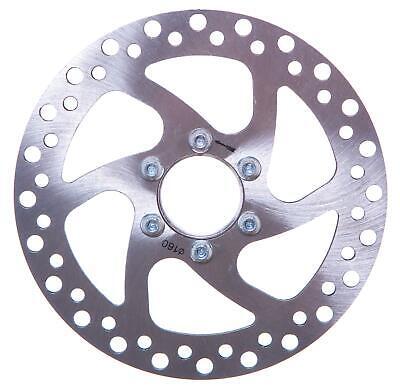 160mm Bicicleta Rotor Freno de Disco Con Quita y Pon Soporte +...