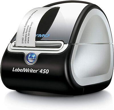 Brand New Dymo Labelwriter 450 1752264 Label Printer - Blacksilver