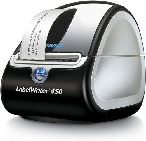 Brand New Dymo LabelWriter 450 1752264 Label Printer  - Black/Silver