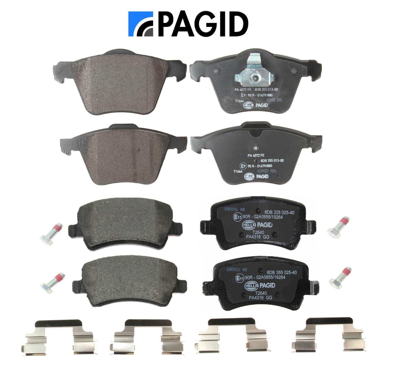 Motors Vehicle Parts & Accessories VOLVO S60 S80 V70 DISC BRAKE ...