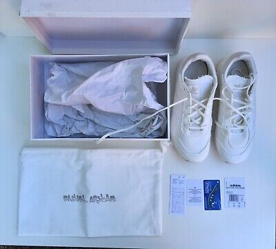 Adidas Originals New York Past Arsham Special Ed Retired White Shoes UK 5.5 BNIB