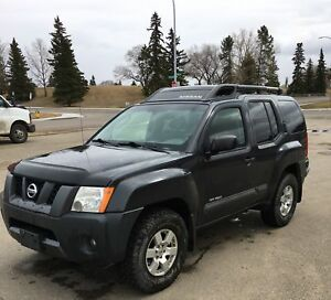 2007 Nissan Xterra OFF ROAD (PRICE REDUCED FOR QUICK SALES!)