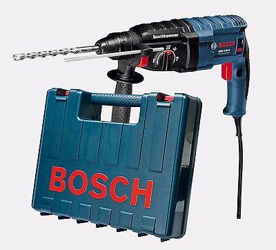 Bosch GBH 2-24D 790w 110v 3 Function SDS Hammer Drill & Chisel NEW & VAT Receipt